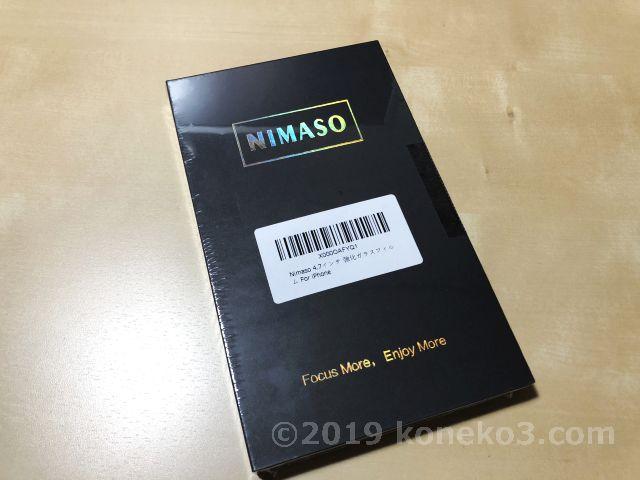 NIMASOの保護ガラスフィルム