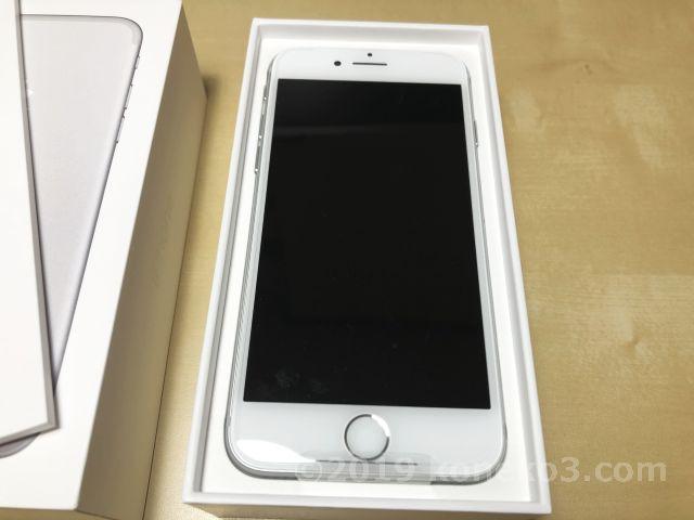 iPhone7本体