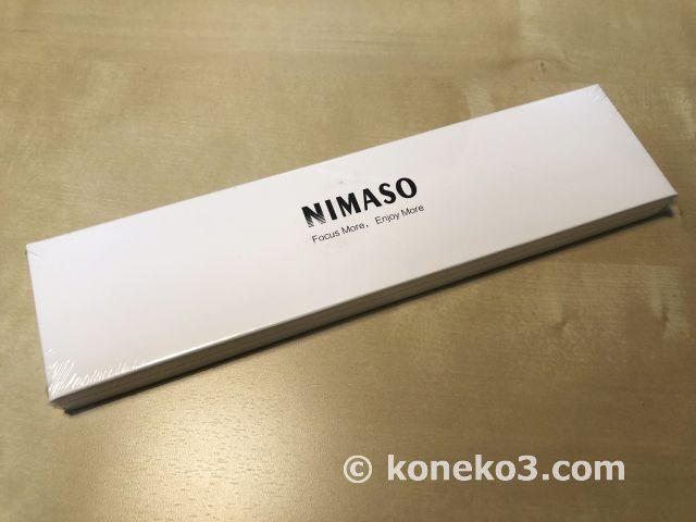 NIMASOのパッケージ