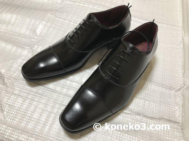 革靴の全体像