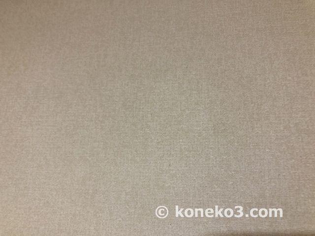壁面の清掃と脱脂