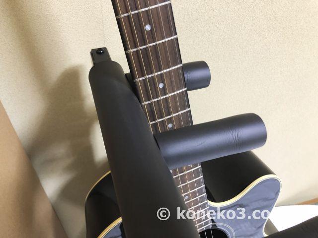ギターのネック部分