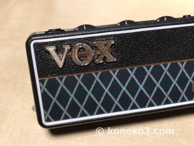 VOXのロゴ