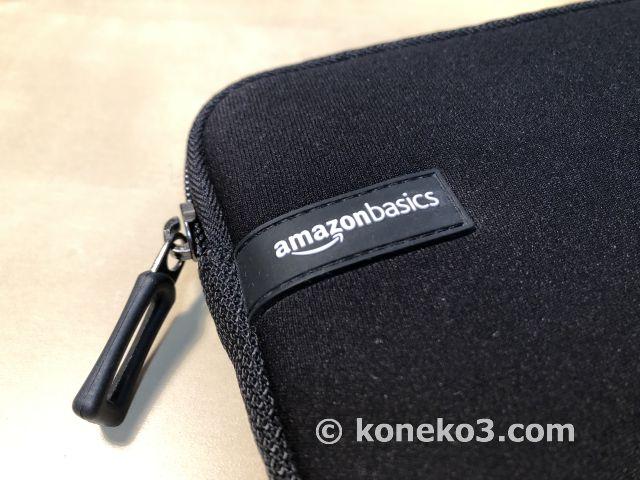 AmazonベーシックのPCケース
