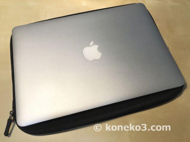 MacBookとラップトップケース