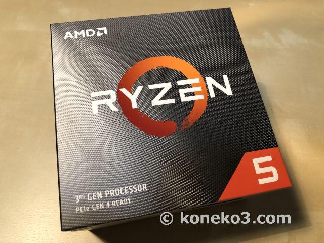 RYZEN 5パッケージ