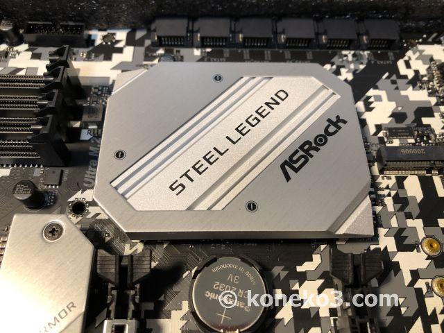 AMDのB450チップセット
