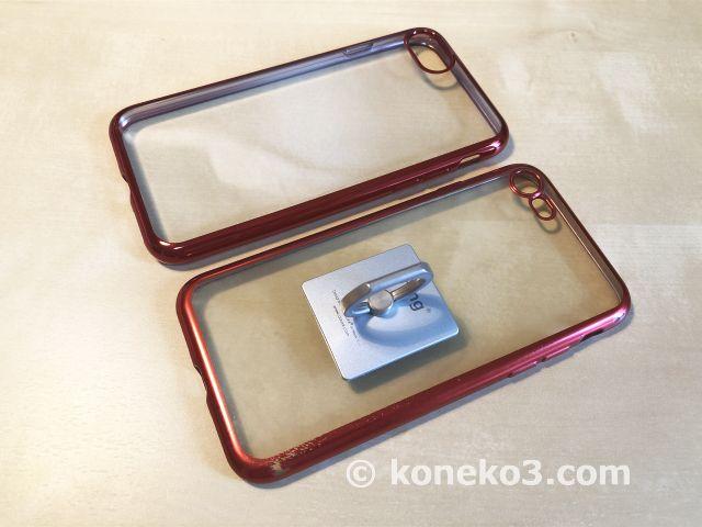 TORRASのiPhoneケース新旧比較