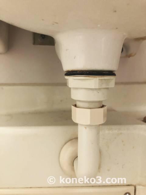 排水パイプ