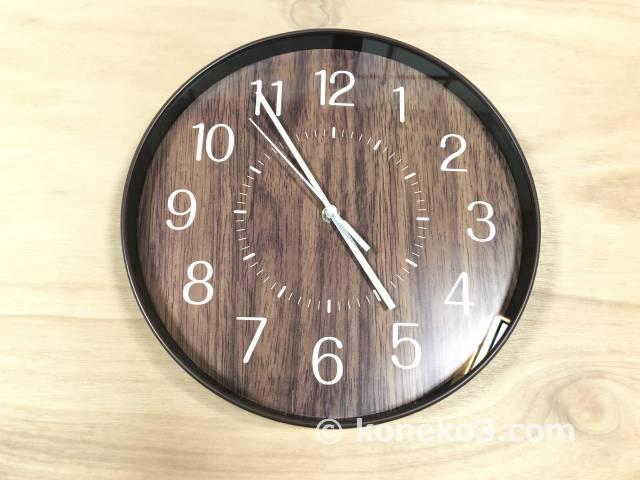 オシャレな壁掛け時計