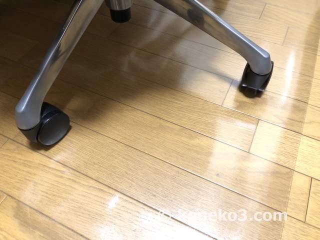 PVC床保護マット
